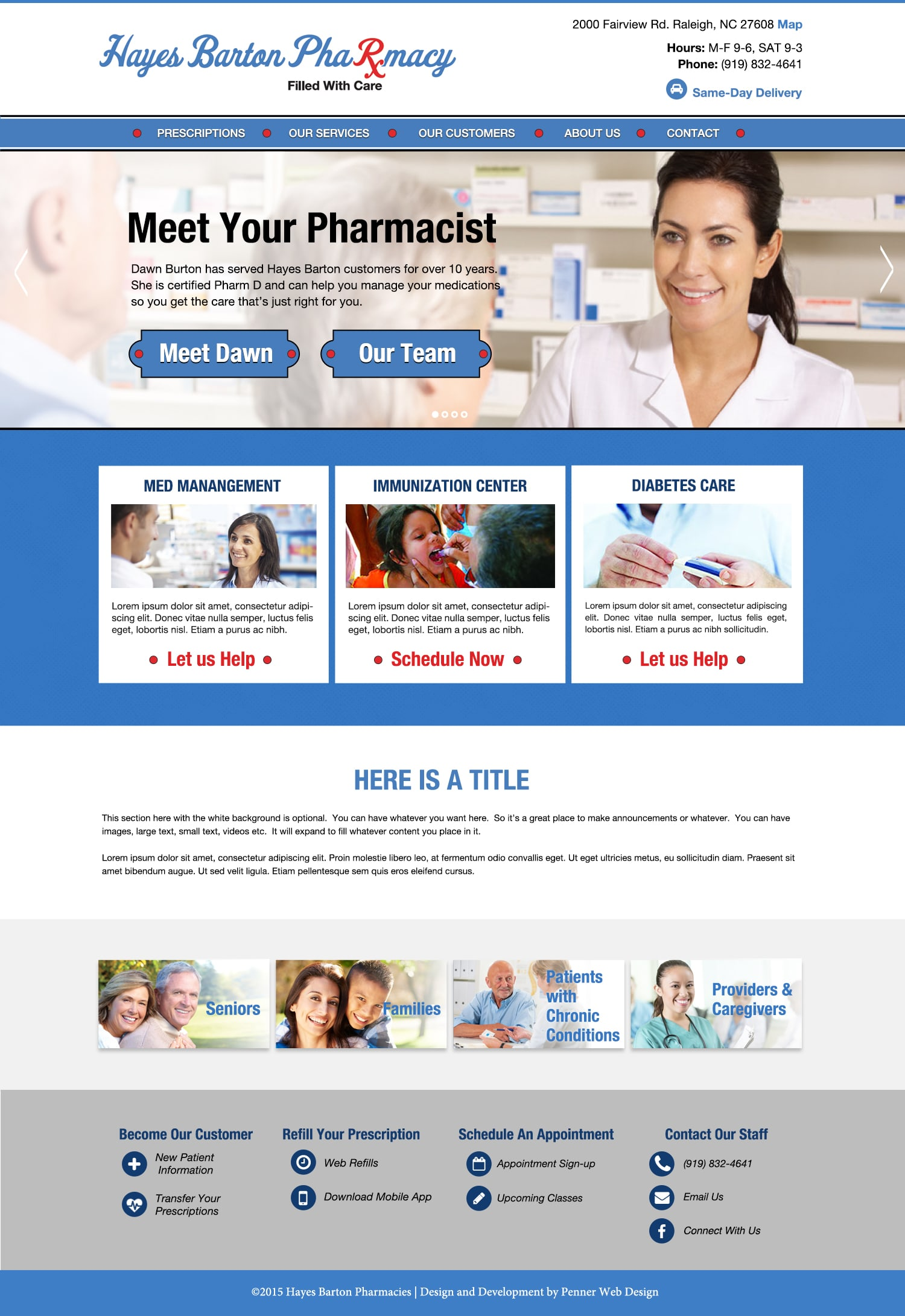 hardy-white-pharmacy-website-design