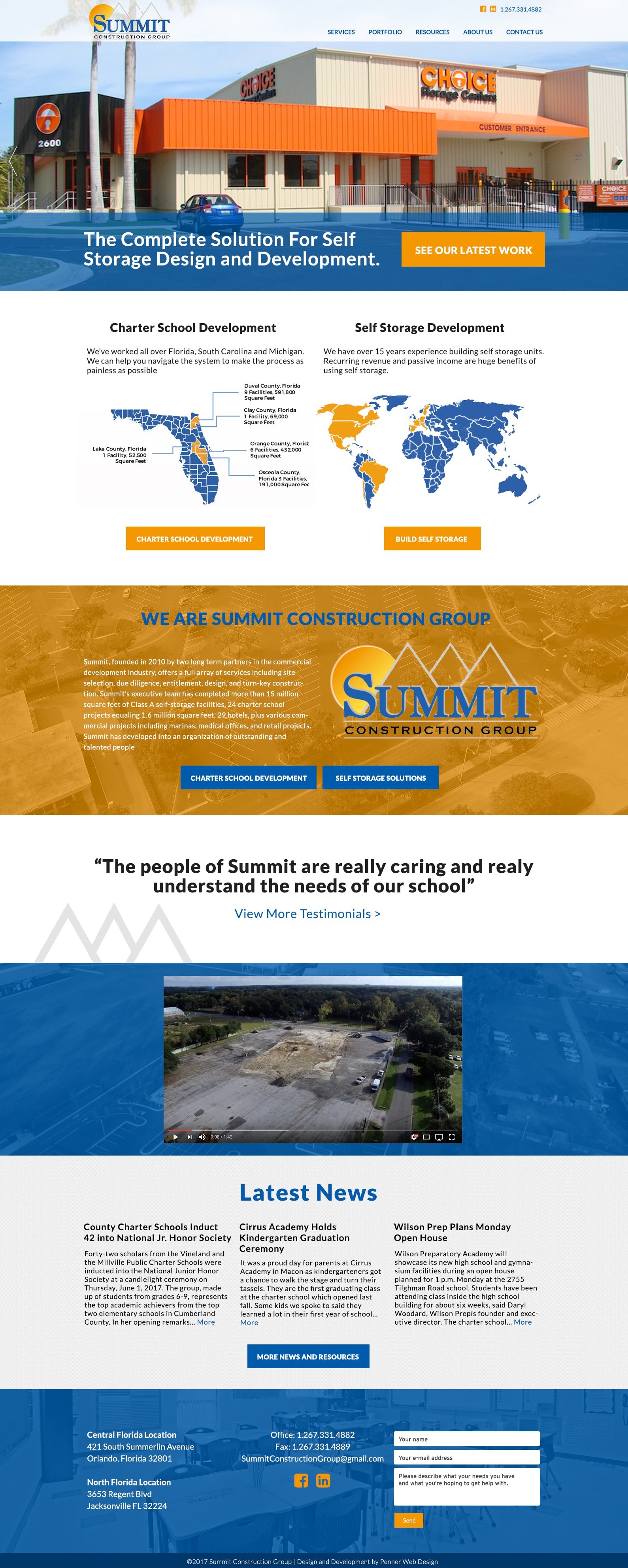 summit-construction-website-design